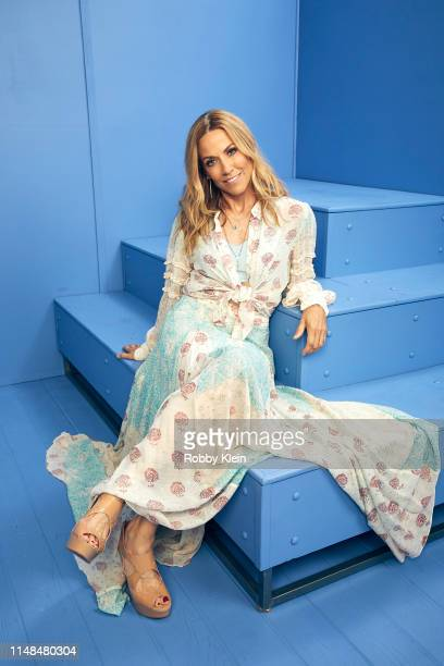 Sheryl Crow poses for a portrait during the 2019 CMT Music Awards at Bridgestone Arena on June 5 2019 in Nashville Tennessee