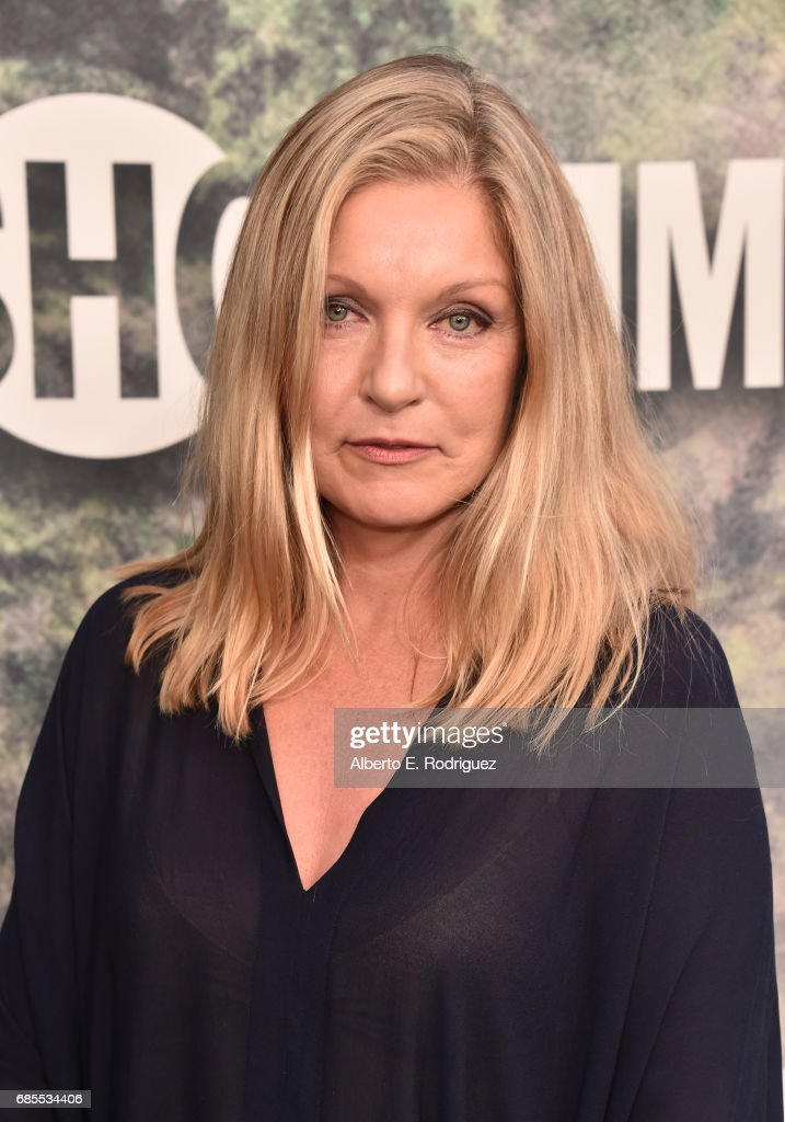 Sheryl Lee attends the premiere of Showtime's 'Twin Peaks' at The Theatre at Ace Hotel on May 19, 2017 in Los Angeles, California.