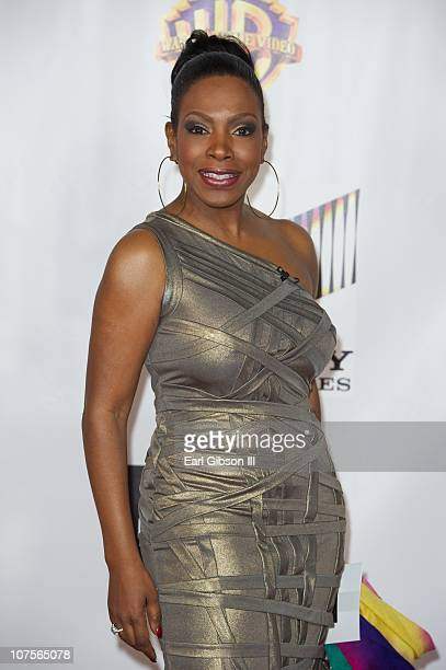 Sheryl Lee Ralph appears on the red carpet for the 2nd Annual AAFCA Awards on December 13 2010 in Los Angeles California