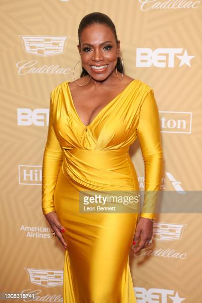 Sheryl Lee Ralph attends American Black Film Festival Honors Awards Ceremony at The Beverly Hilton Hotel on February 23, 2020 in Beverly Hills,...