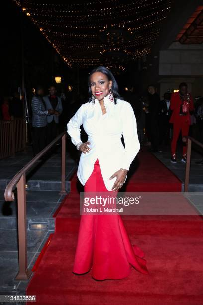 Sheryl Lee Ralph attends the 5th Annual Truth Awards at Taglyan Cultural Complex on March 09 2019 in Hollywood California