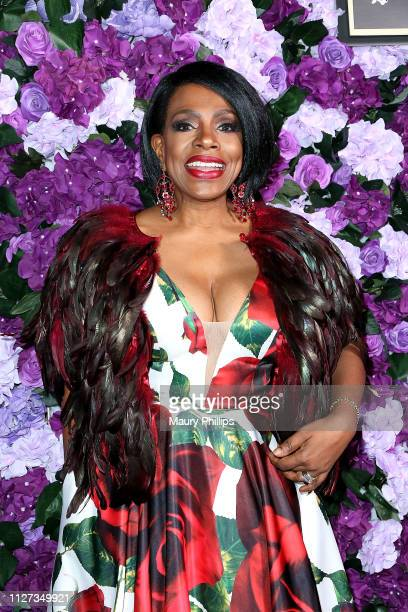 Sheryl Lee Ralph attends The Griot Gala Oscars After Party 2019 at The District by Hannah An on February 24 2019 in Los Angeles California