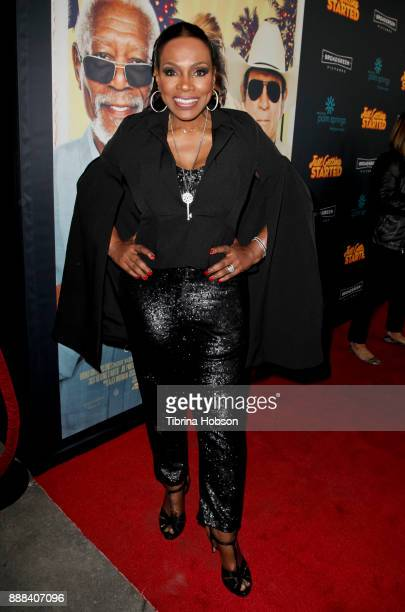 Sheryl Lee Ralph attends the premiere of 'Just Getting Started' at ArcLight Hollywood on December 7 2017 in Hollywood California