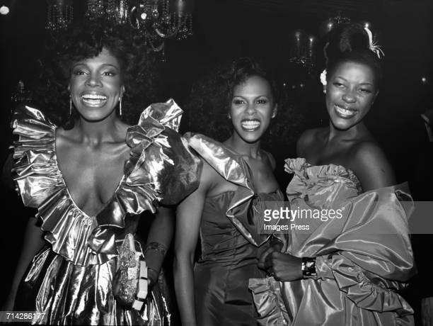 Sheryl Lee Ralph, Deborah Burrell and Loretta Devine circa 1981 in New York City.