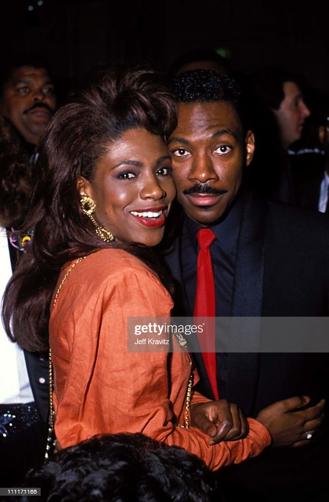 Sheryl Lee Ralph & Eddie Murphy during Misc. Photos.
