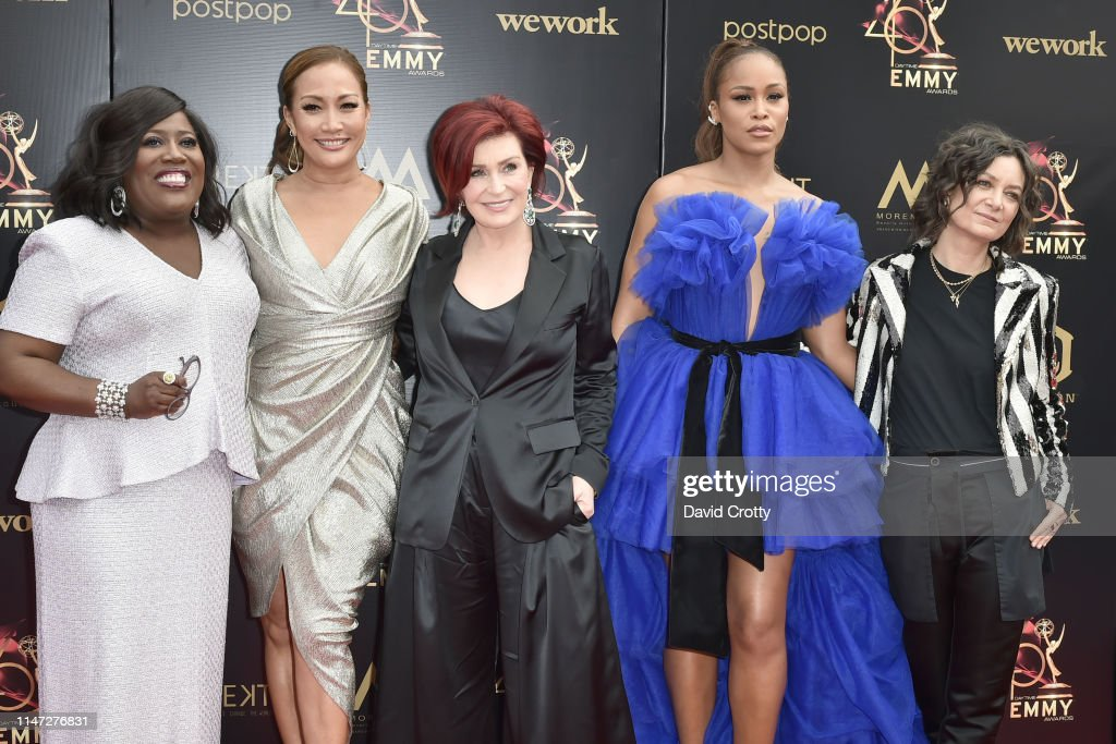 46th Annual Daytime Emmy Awards - Arrivals : News Photo
