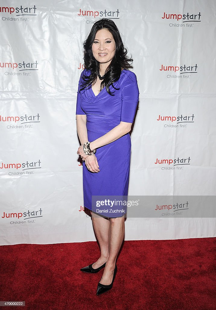 Sheryl WuDunn attends the Scribbles To Novels 10th Anniversary Gala at Pier Sixty at Chelsea Piers on April 16, 2015 in New York City.
