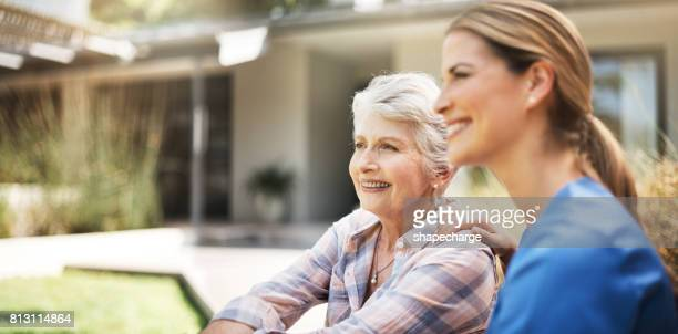 she's a carer by nature - janitor stock photos and pictures