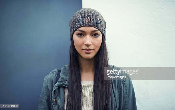 she's a confident woman - straight hair stock pictures, royalty-free photos & images