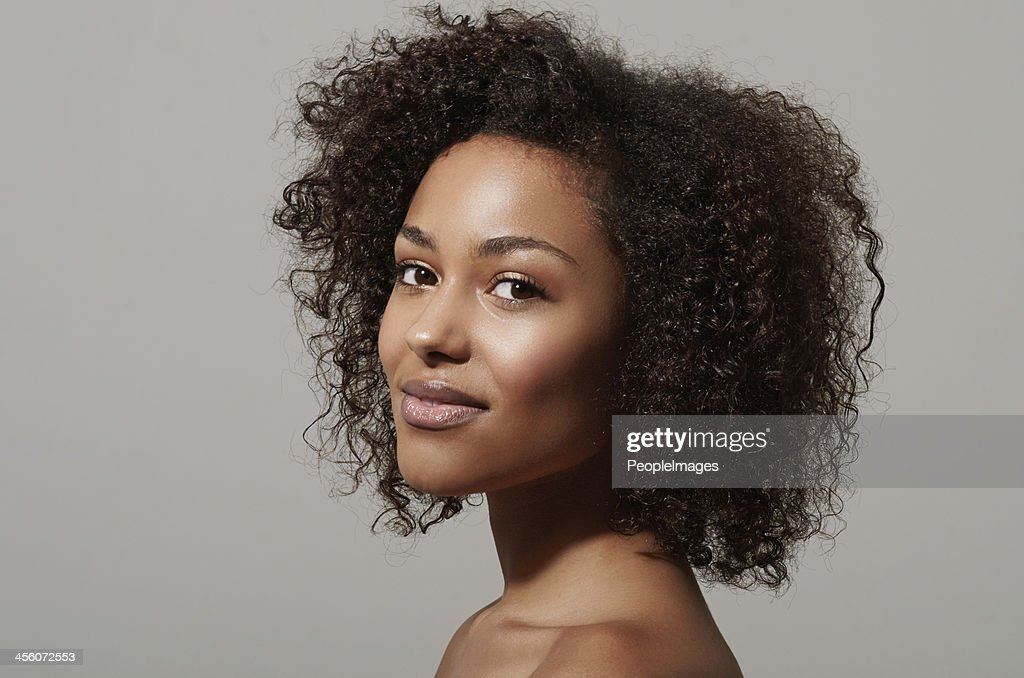 She's a down to earth beauty : Stock Photo