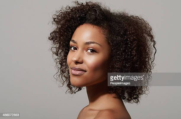 she's a down to earth beauty - black women stock photos and pictures
