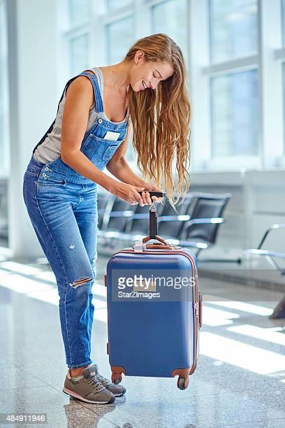 She's a savvy packer