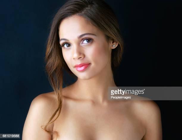 She's a true beauty