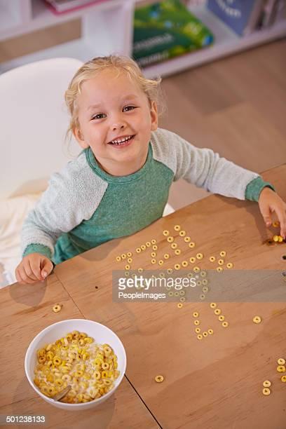 she's a whiz kid - wonderkind stockfoto's en -beelden