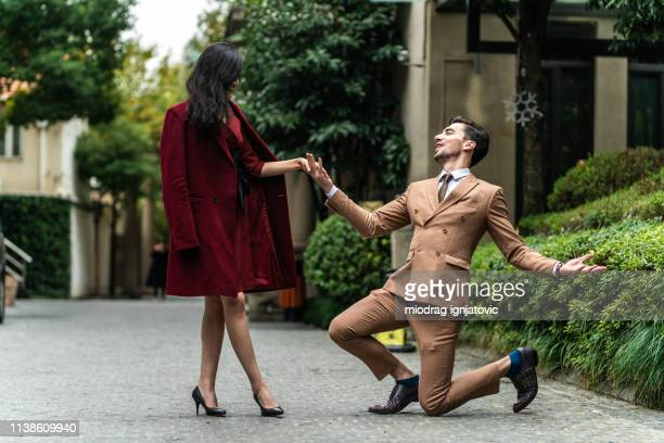 she's dating a true gentleman - respect stock pictures, royalty-free photos & images