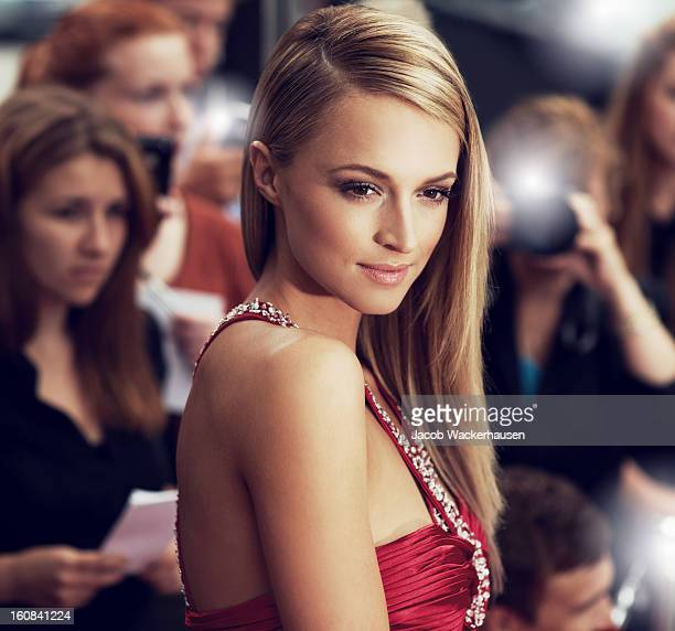 she's got a face for the ages - classic - red carpet event stock pictures, royalty-free photos & images