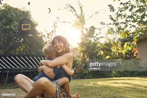 she's got so much love for him - candid stock pictures, royalty-free photos & images