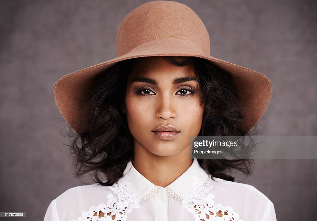 She's got style : Stock Photo