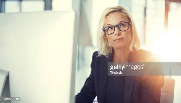 She's got that ceo vision