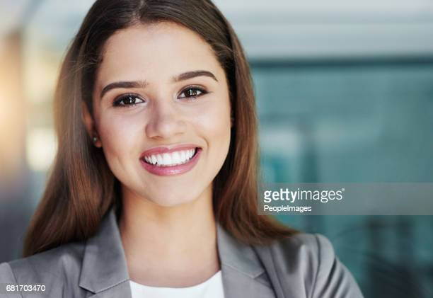 she's got the confidence to succeed - peopleimages stock pictures, royalty-free photos & images