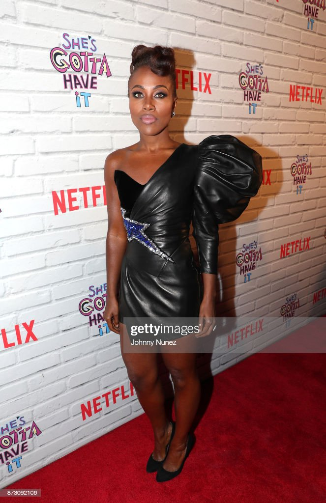 "Netflix Original Series ""She's Gotta Have It"" Premiere And After Party"