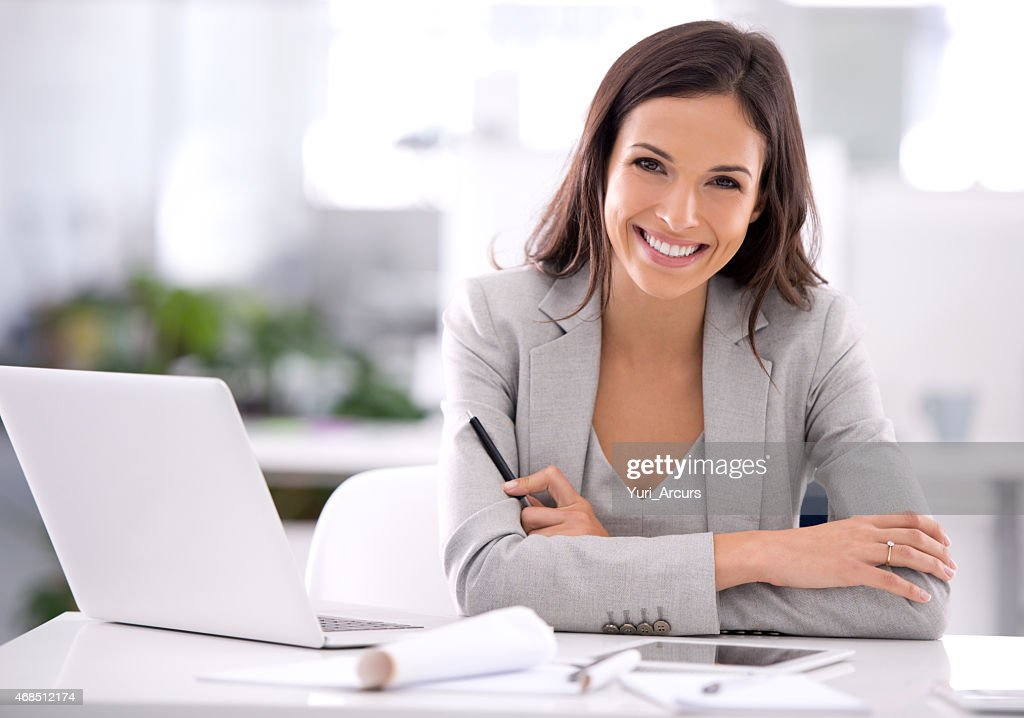 She's made it! : Stock Photo