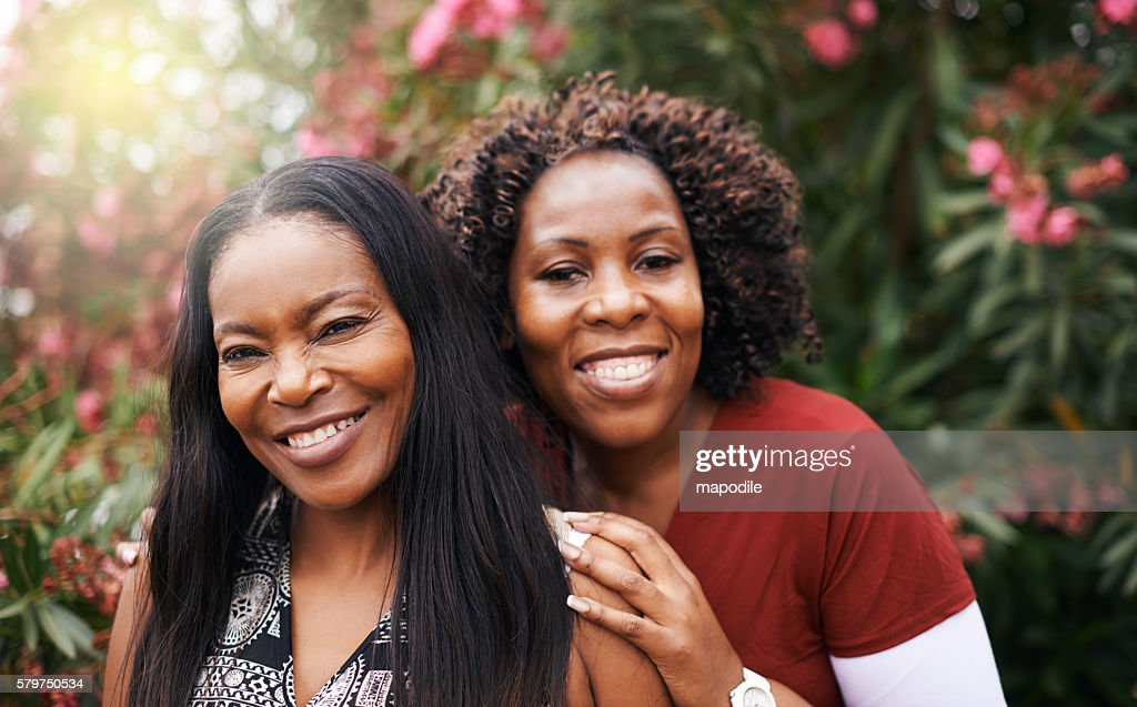 She's my favourite person : Stock Photo
