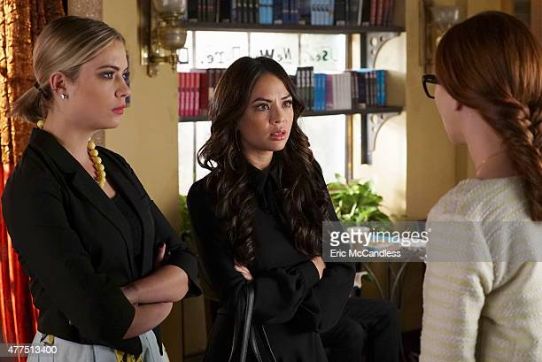 LIARS 'She's No Angel' The Liars lend a helping hand for those in need in 'She's No Angel' an allnew episode of ABC Family's hit original series...