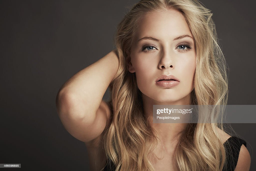 She's sexy and confident : Stock Photo