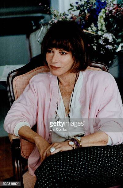 She's successful now: It wasn't easy for actress Lee Grant to direct movies; but the phone has been ringing a lot this year.