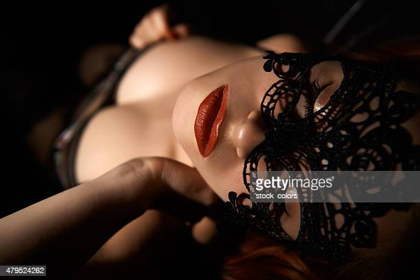she's the woman you find in your dreams - erotische stockfoto's en -beelden