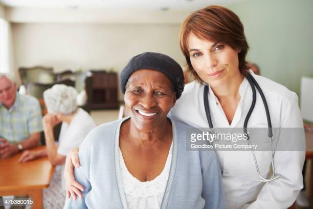Sie ist es für ihre Patienten!