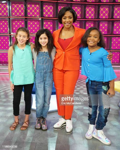 THINGS She's Totally Not Ready This week Tiffany chats with a panel of sassy girls who give advice on dealing with boys stuns a brilliant boy with...
