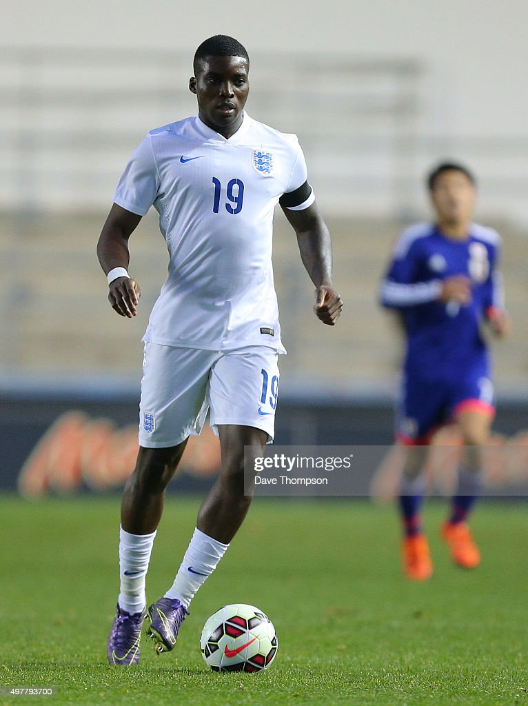 England U19 v Japan U19 - International Friendly