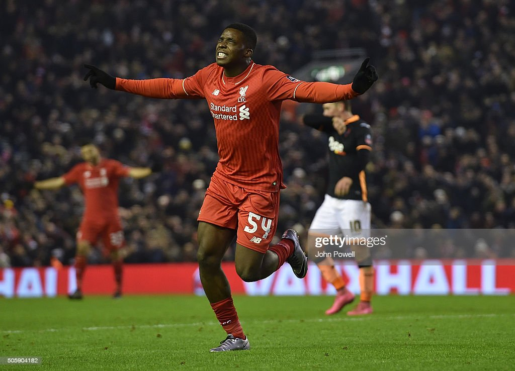 Liverpool v Exeter City - The Emirates FA Cup Third Round Replay : News Photo