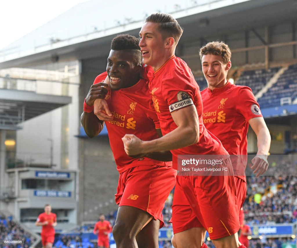 Everton v Liverpool: Premier League 2 : News Photo