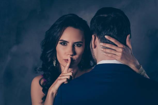 affair, secret, woman