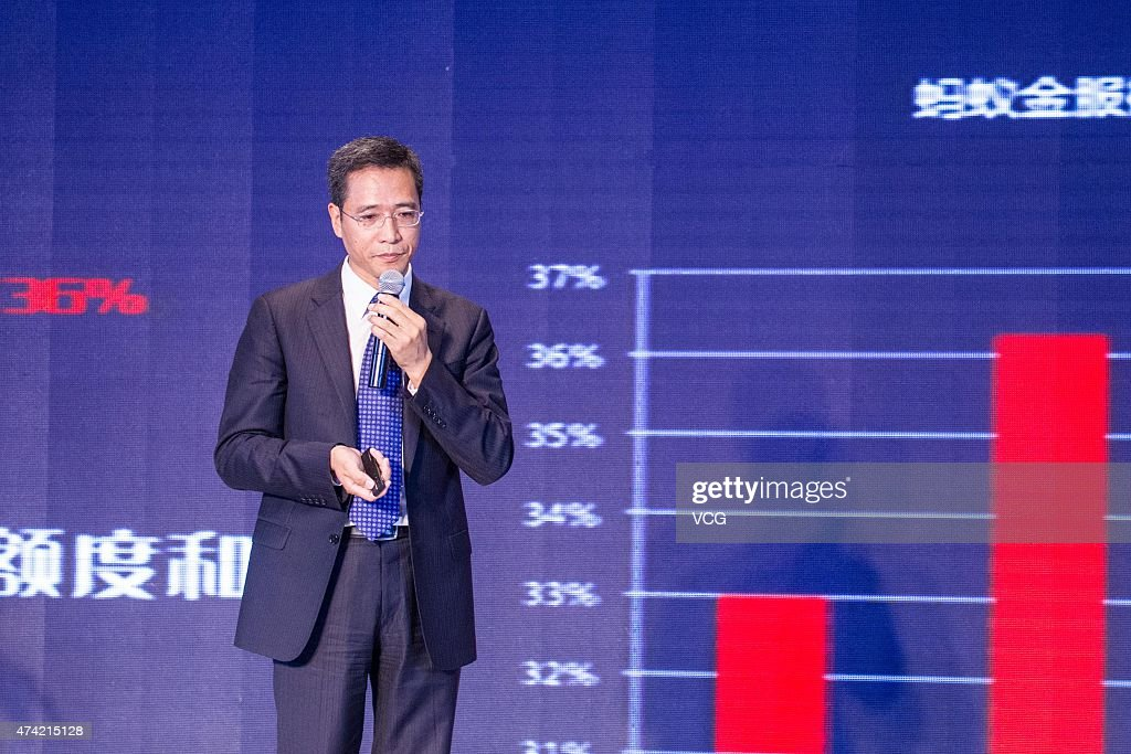 Shi Dongwei, vice president of Alibaba Group, attend the Global Women Entrepreneurs Conference on May 21, 2015 in Hangzhou, Zhejiang province of China. The Global Women Entrepreneurs Conference will be attended by Arianna Huffington, Didi Kuaidi Dache, Jessica Alba and actress Vicki Zhao amoung others.