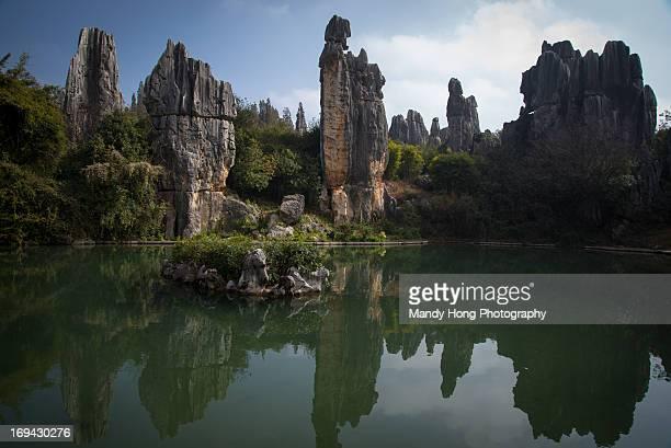 a shi ma - provinz yunnan stock-fotos und bilder