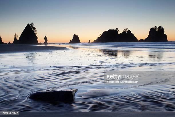 Shi Shi Beach, Olympic National Park, Forks, Washington, United States