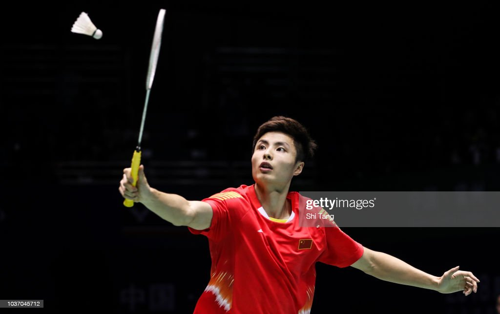 2018 China Open Badminton - Day Four : News Photo