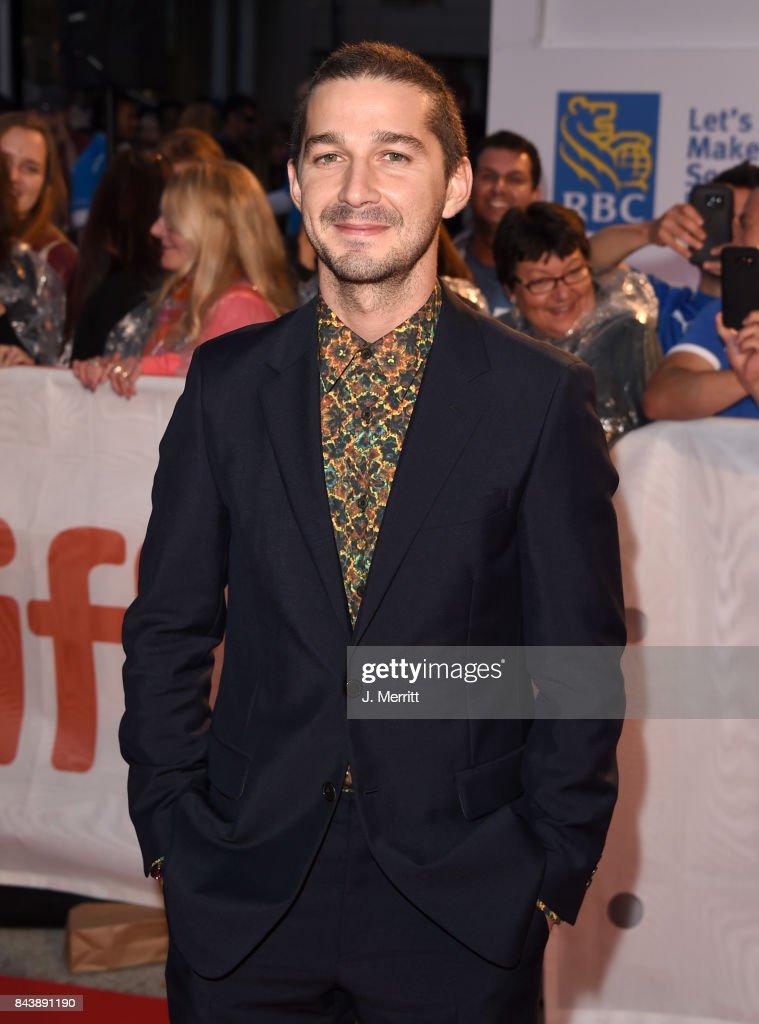 "2017 Toronto International Film Festival - ""Borg/McEnroe"" Premiere - Arrivals : News Photo"