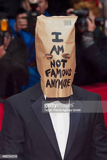 Shia LaBeouf attends the 'Nymphomaniac Volume I ' premiere during 64th Berlinale International Film Festival at Berlinale Palast on February 9 2014...