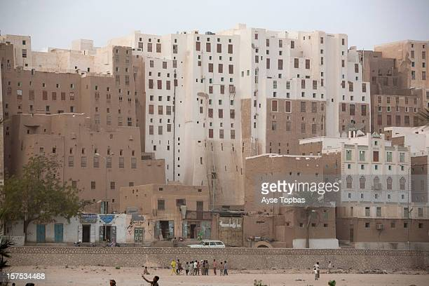 Shibam is often called the oldest skyscraper city in the world or the Manhattan of the desert