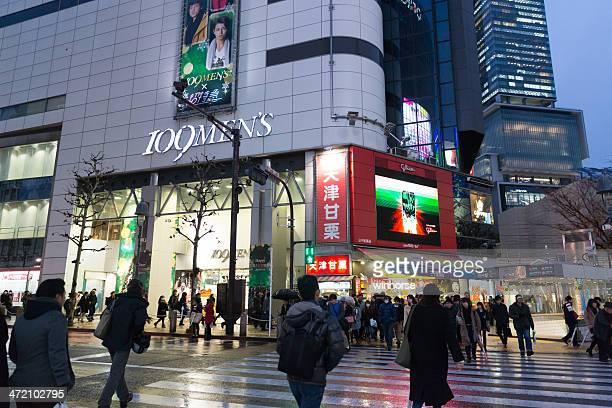 渋谷 109 男子の東京,日本