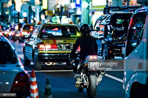 Shibuya at 11pm is still a very crowded area, it has great popularity among young people, being a major nightlife area.