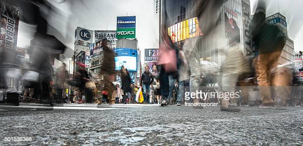Shibuya à Tokyp
