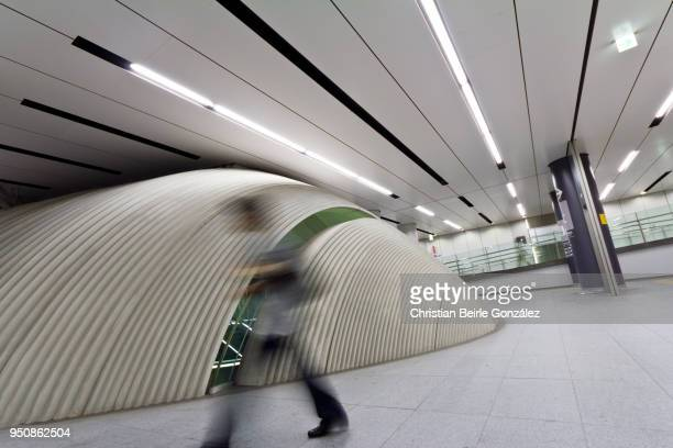 shibuya station extension - christian beirle stock pictures, royalty-free photos & images