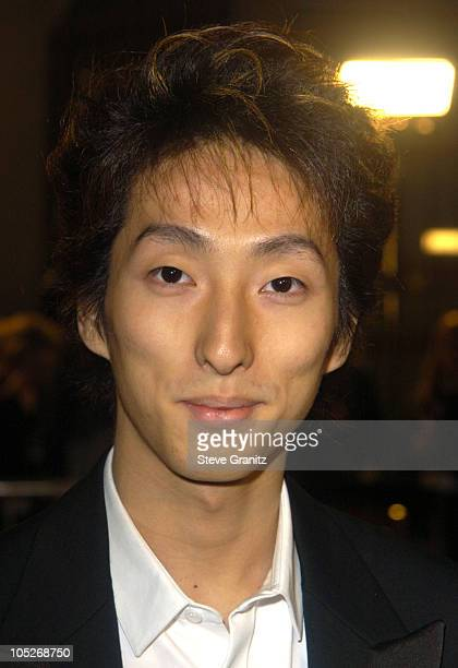 "Shichinosuke Nakamura during ""The Last Samurai"" Los Angeles Premiere at Mann Village Theatre in Westwood, California, United States."