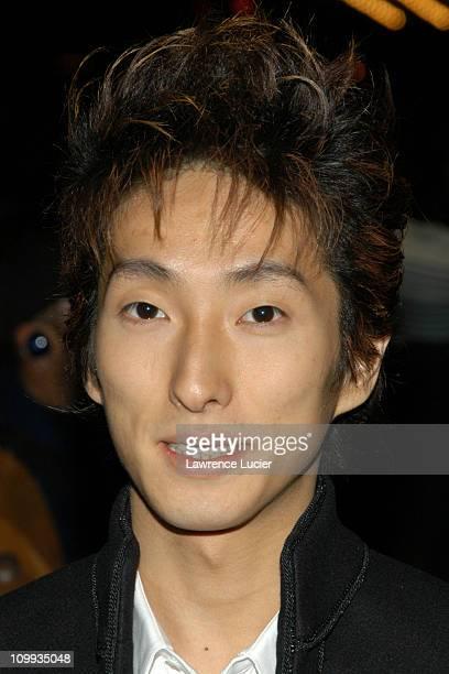 Shichinosuke Nakamura during The Last Samurai - New York Premiere at The Zeigfeld Theater in New York City, New York, United States.